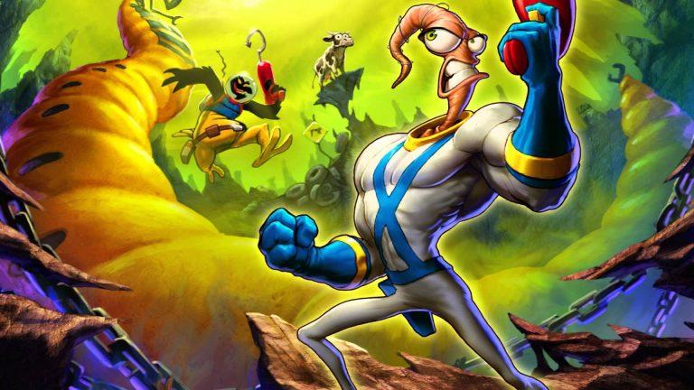 Earthworm Jim wraca w ekskluzywnej grze na kolejne wcielenie konsoli Intellivision