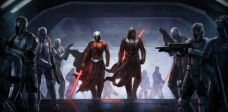 Star Wars Knight of the Old Republic film