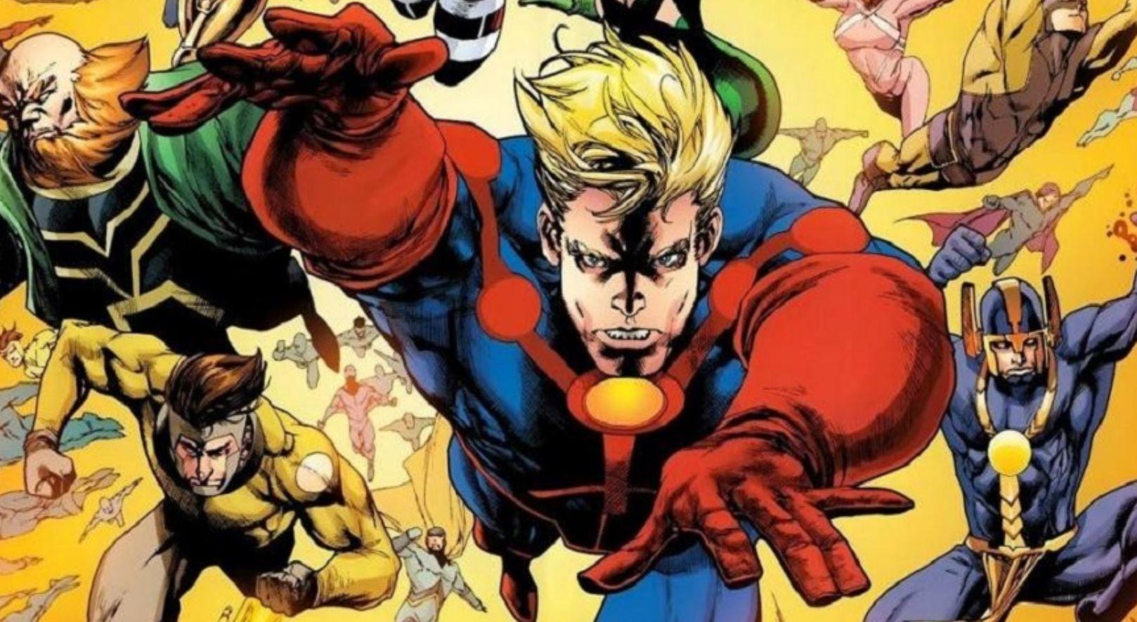 Eternals - co dalej z bohaterami Marvela