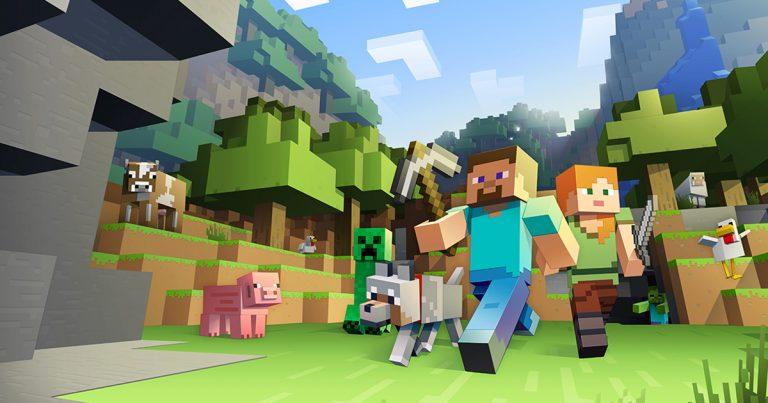 Oficjalny, rządowy serwer Minecrafta jako sposób na nudę w czasie kwarantanny