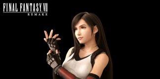 Final Fantasy 7 Tifa