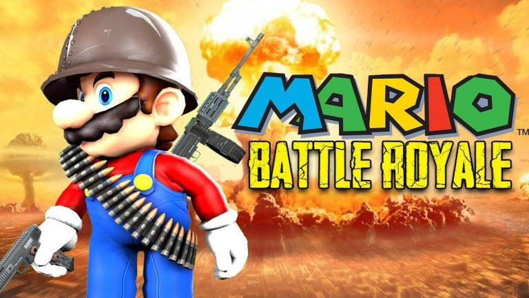 Mario Battle Royale za darmo – uwaga wciąga jak bagno