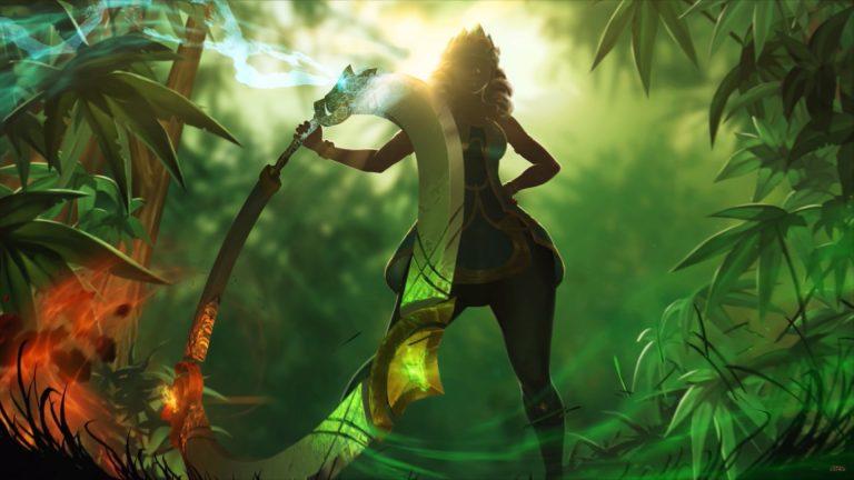Qiyana – nowa bohaterka League of Legends zmierza na Summoners Rift