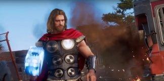 fragment rozgrywki Marvel's Avengers