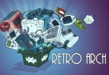 RetroArch na Steam