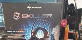 Sharkoon Skiller SGH3 4