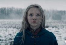 Freya Allan Ciri Wiedźmin Netflix