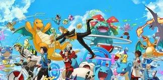 Pokemon Go Artwork