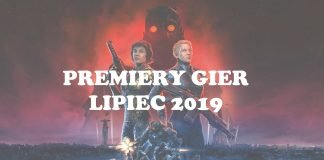premiery gier lipiec 2019