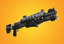 Tactical Shotgun Fortnite