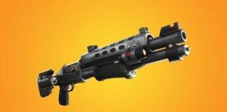 Tactical Shotgun Fortnite