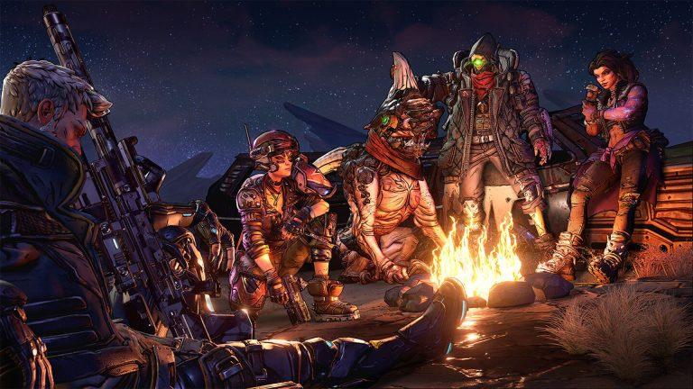 Borderlands 3 – Zobacz interaktywne drzewka umiejętności wszystkich grywalnych postaci