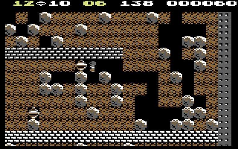Boulder Dash: Polak pobił rekord świata w 8-bitowym klasyku