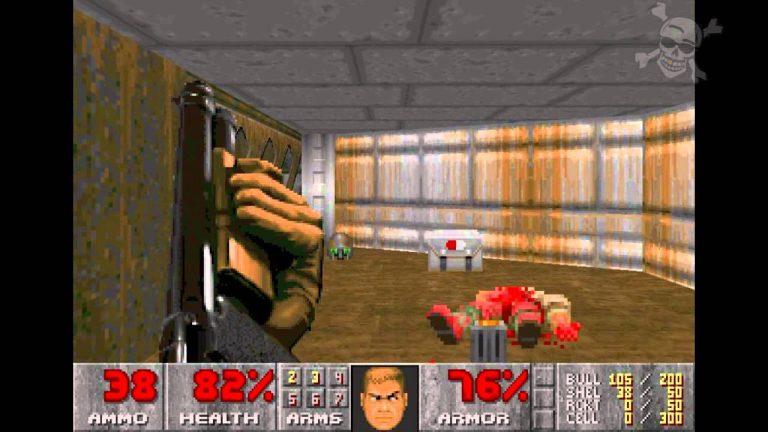 Doom: już nie musisz mieć konta w Bethesda.net by zagrać w konsolowy port klasyka