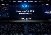 Huawei HamronyOS
