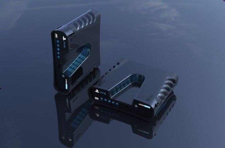 PlayStation 5 może wyglądać rewelacyjnie. Spójrzcie na te rendery