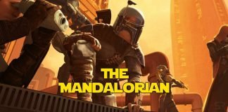 The Mandalorian Disney +
