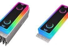 Thermaltake WaterRam RGB pamięci chłodzone cieczą