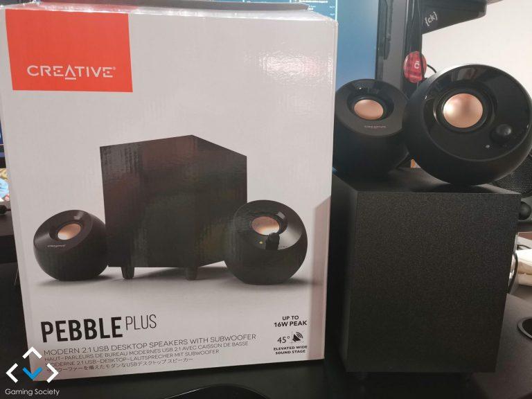 Creative Pebble Plus – niewielki, ale bardzo zdolny zestaw głośników [recenzja]