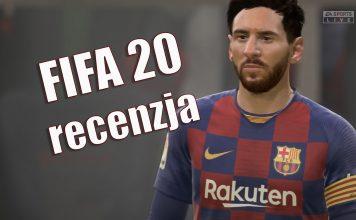 FIFA 20 recenzja
