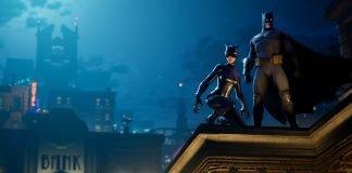 crossover Batmana i Fortnite