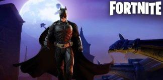 Batman w Fortnite
