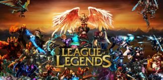 mobilne League of Legends