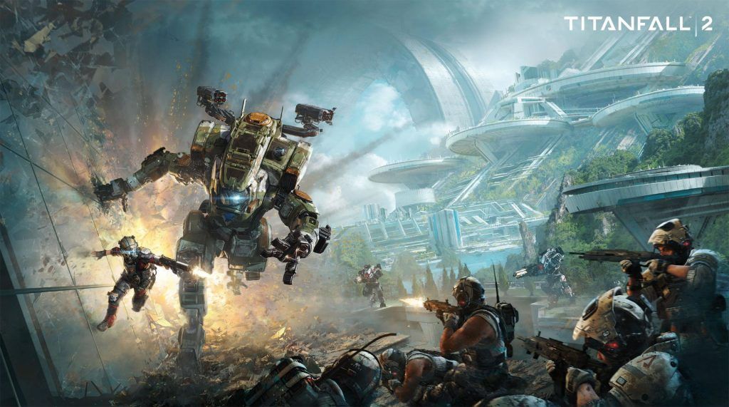 Titanfall 2 Project Atlas