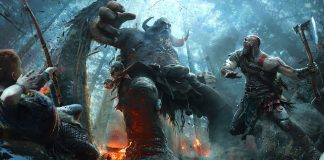 God of War PlayStation Now