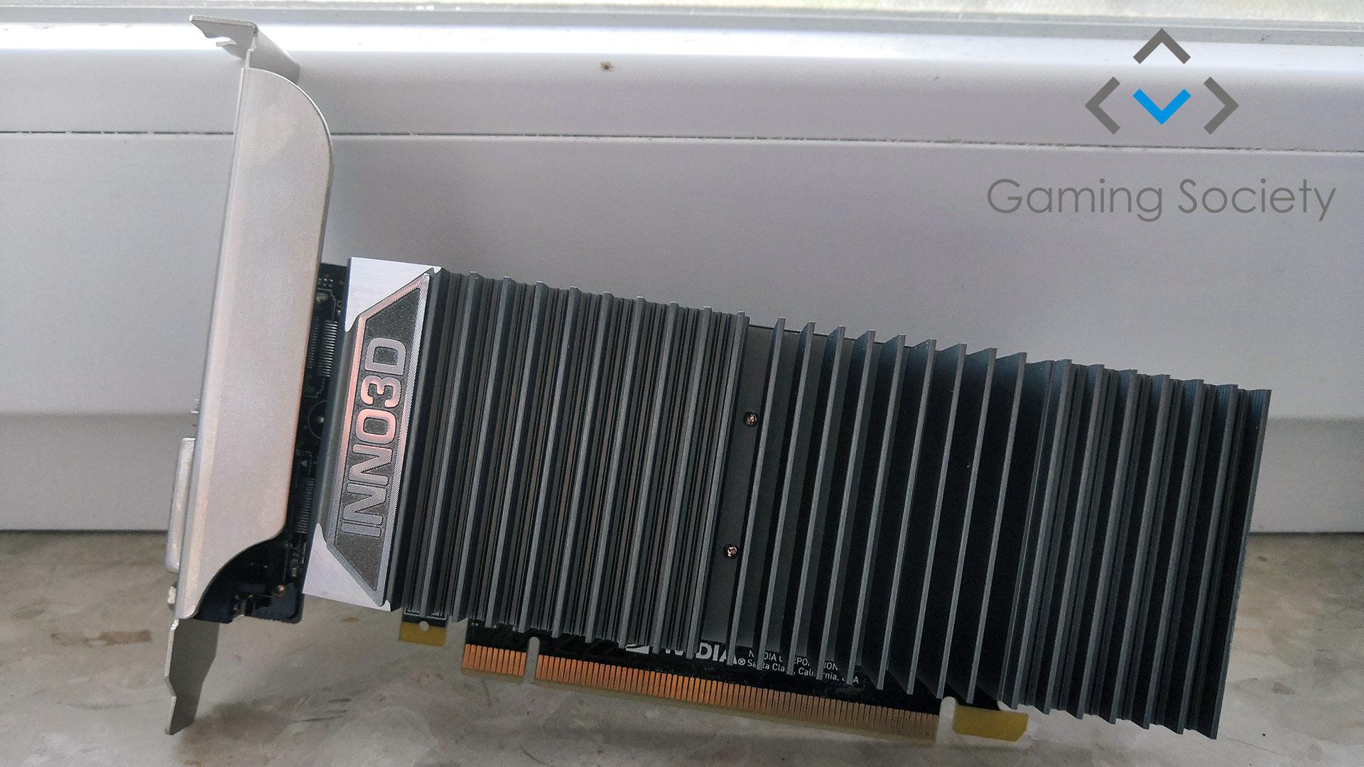 Inno3D GT 1030 0dB