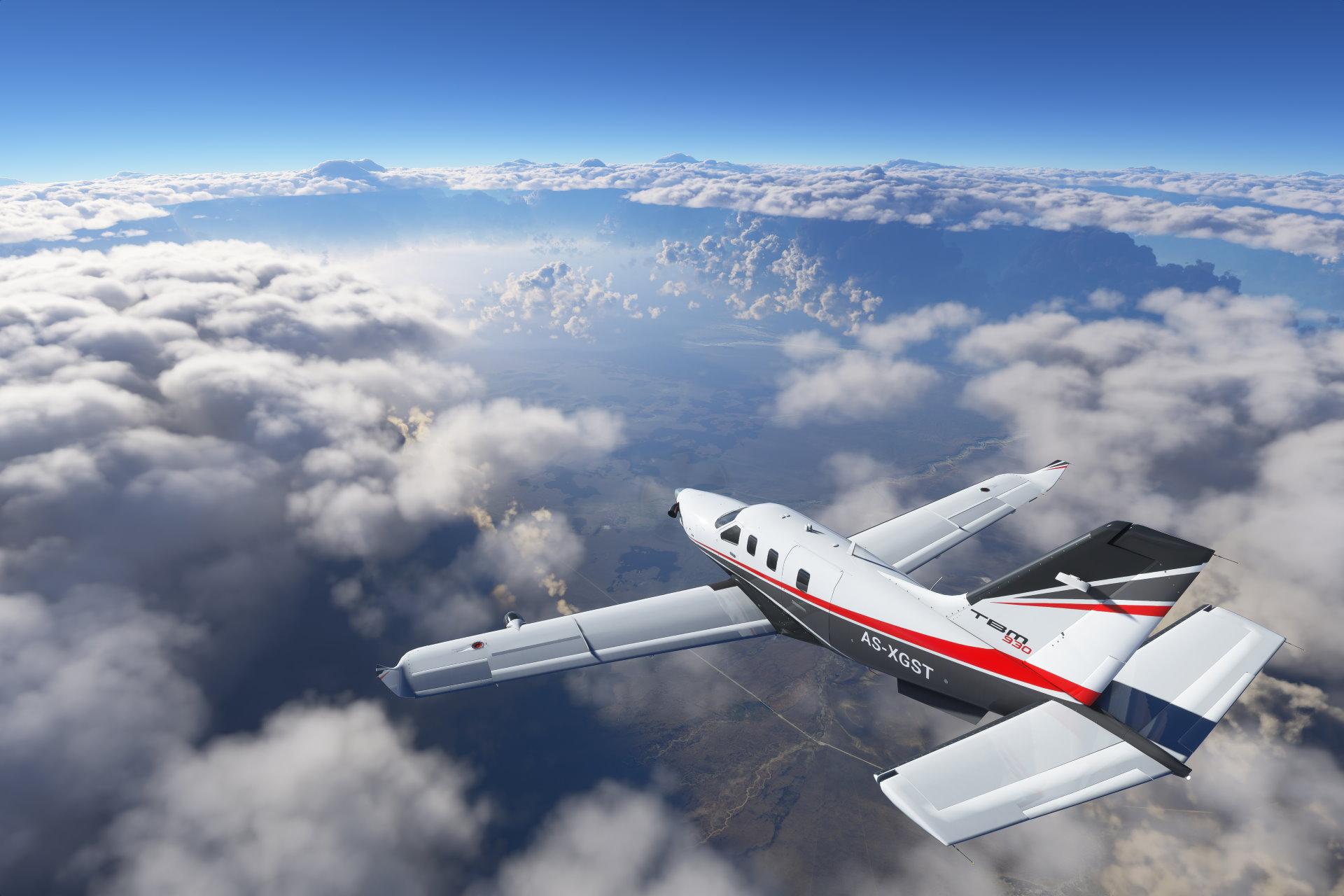 Microsoft Flight Simulator 2021 Systemanforderungen