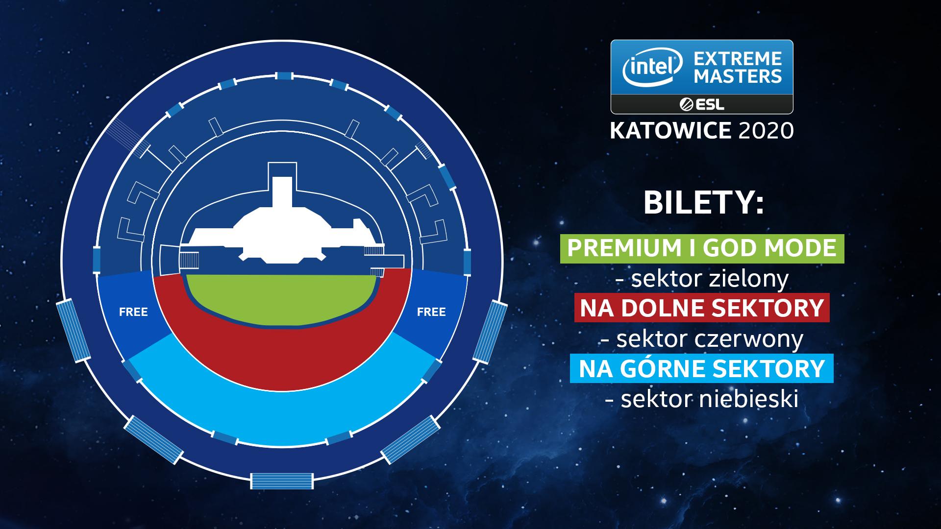 IEM Katowice 2020 - bilety