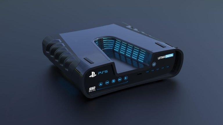 Ikona na stronie japońskiego PlayStation zdradza wygląd PS5?