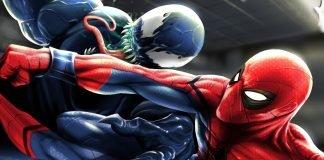 Spider-Man vs Venom