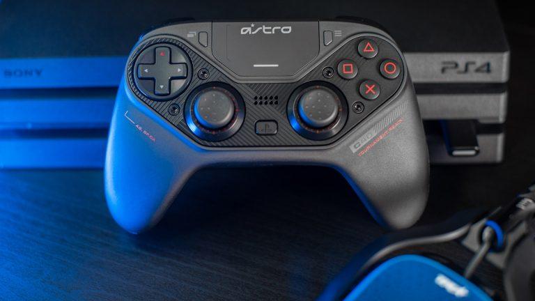 Modularny pad Astro Gaming C40 TR nareszcie dostępny w Polsce