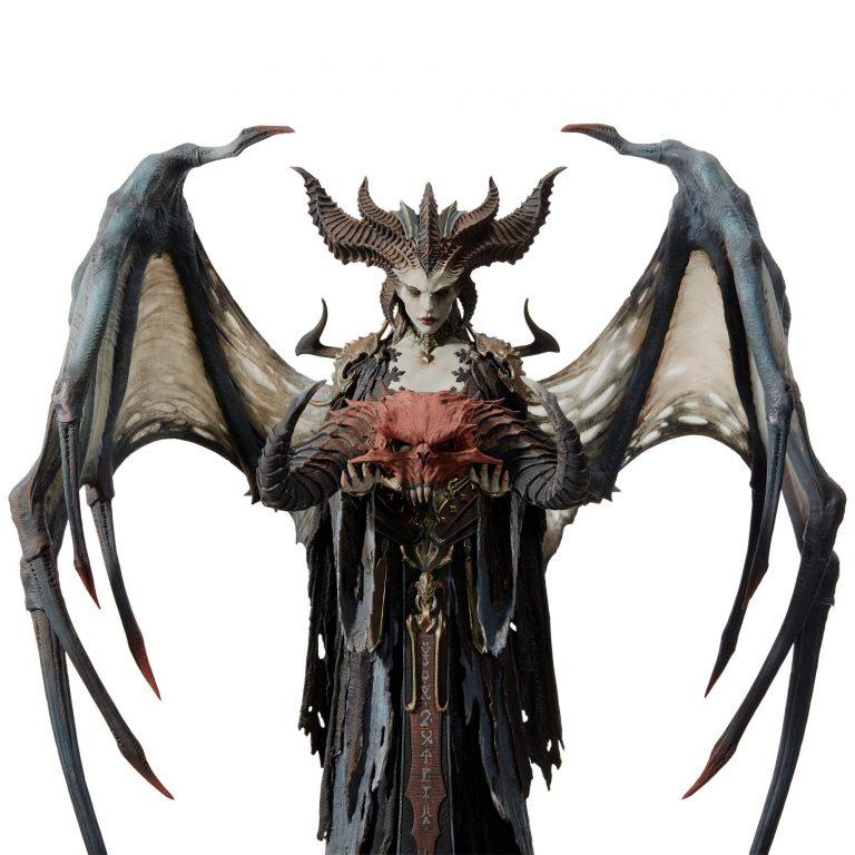 Diablo 4 otrzymuje pierwszą, oficjalną figurkę. Kosztuje niemal 2000 złotych