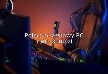 Polecane zestawy PC listopad 2019