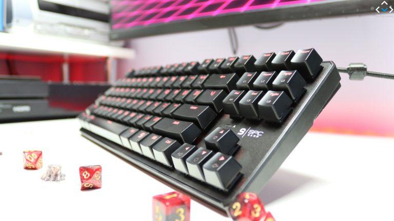 Recenzja klawiatury mechanicznej SPC GK530 Tournament Cherry MX Red – klasyk w nowym wydaniu