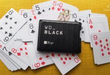 WD Black Game Drive P20