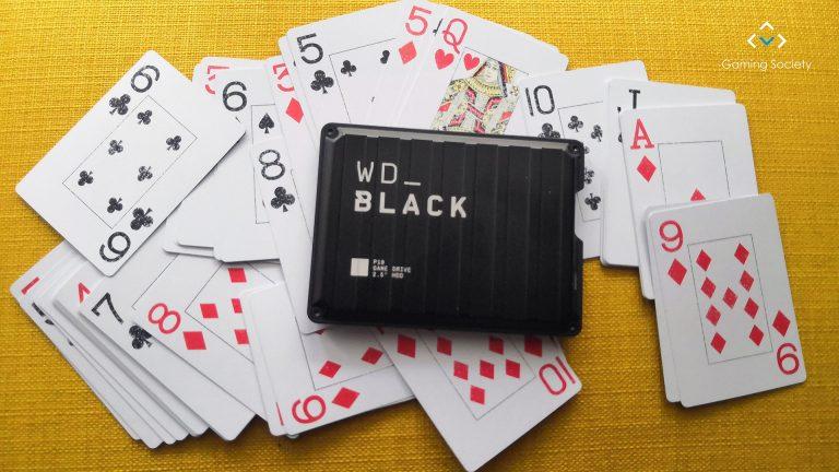 WD Black Game Drive P10 2 TB – test zewnętrznego dysku dla graczy