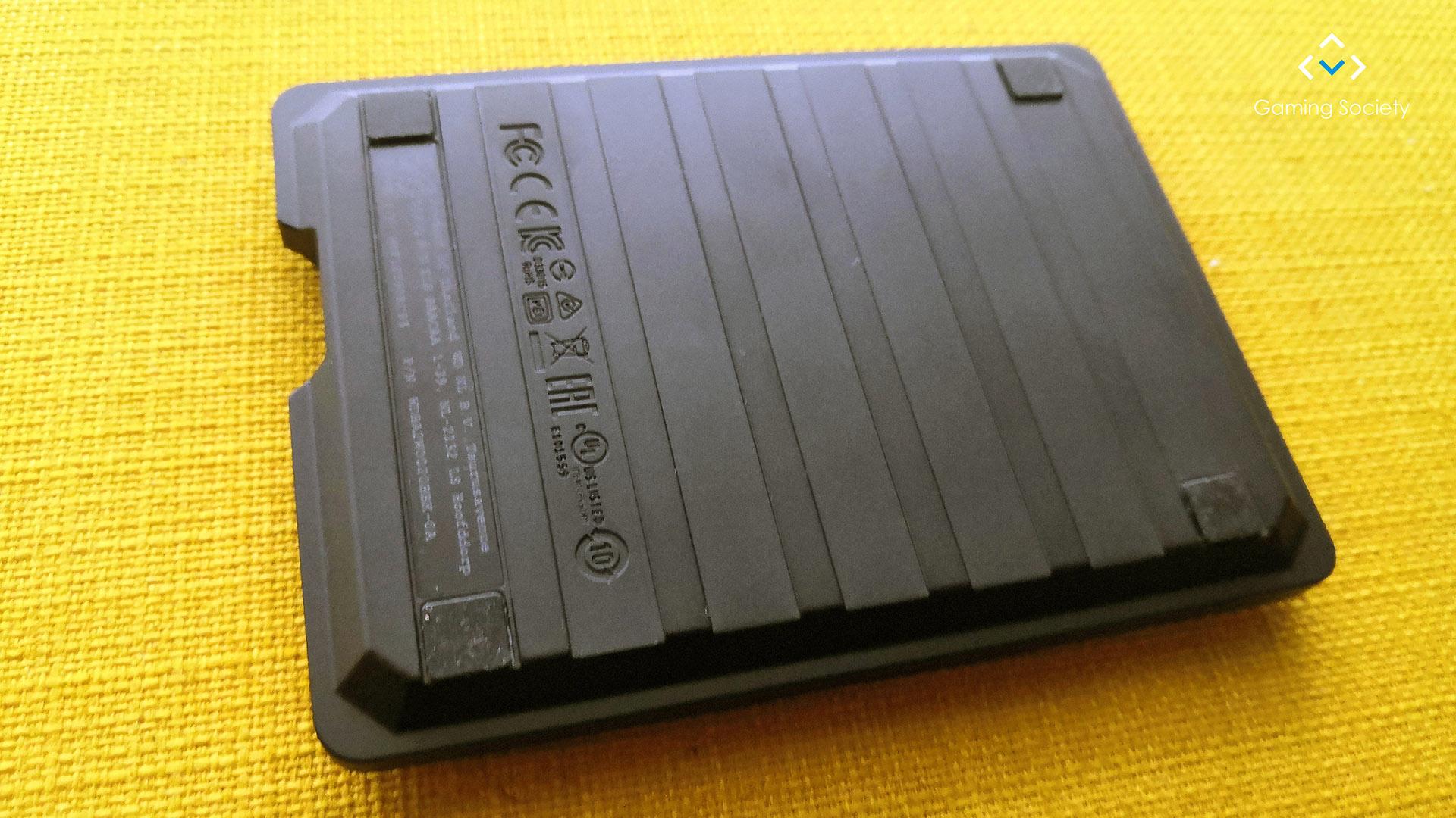 WD Black Game Drive P20