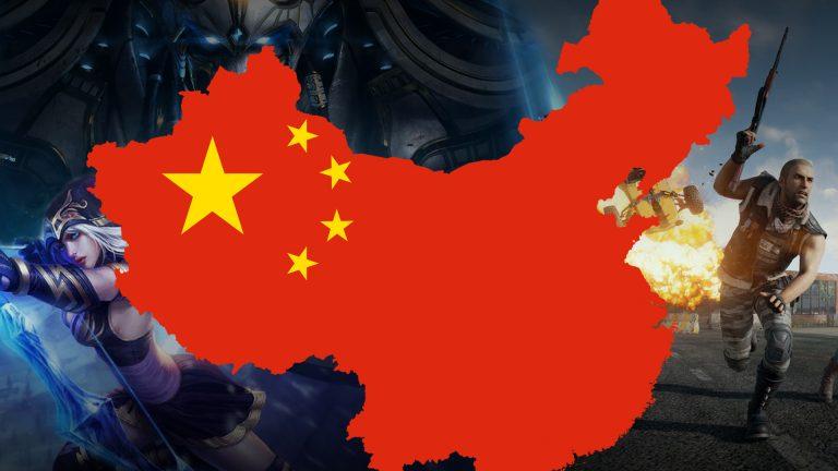 Chiński rząd powie graczom, o której mogą grać