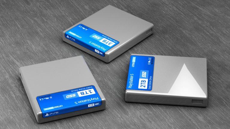 PlayStation 5 będzie mieć kartridże do rozszerzania pamięci konsoli?
