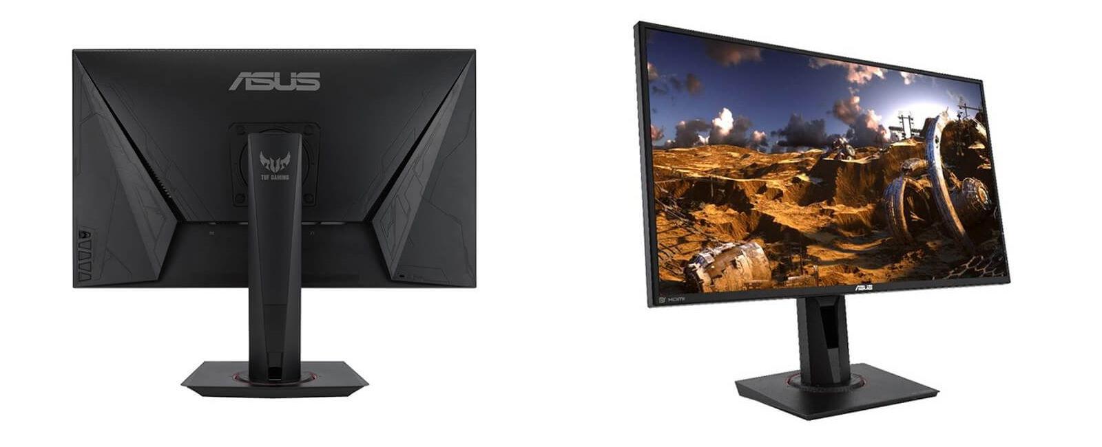 Asus TUF Gaming VG279QM monitor 280 Hz