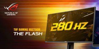 Asus TUF Gaming VG279QM 280 Hz