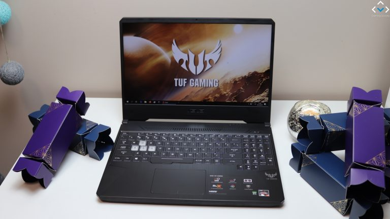 ASUS TUF Gaming FX505D – recenzja gamingowego laptopa