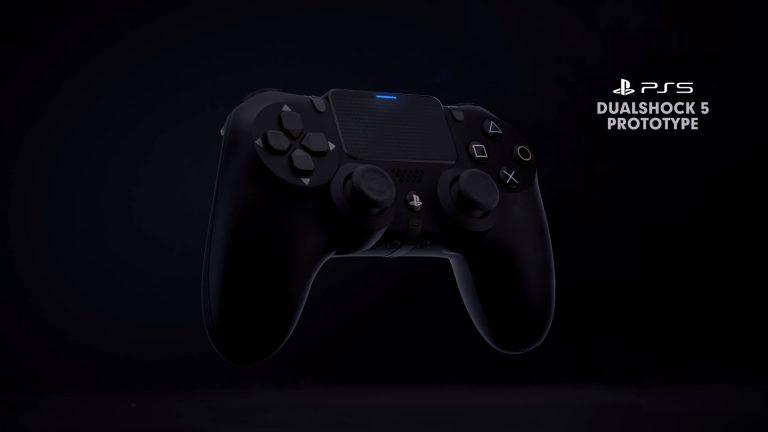 Kontroler DualShock 5 na nowych renderach. Co się zmieni?