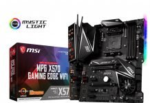 MSI MPG X570 Gaming Edge