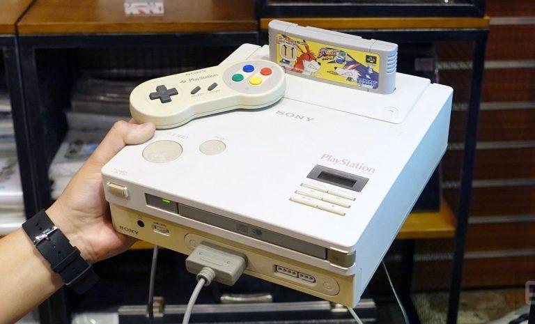 Nintendo PlayStation sprzedane za 360 tysięcy dolarów