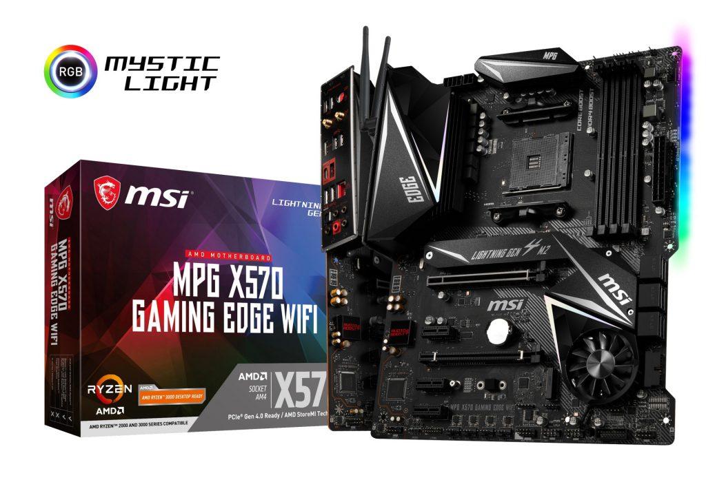 MSI MPG X570 Gaming Edge 1